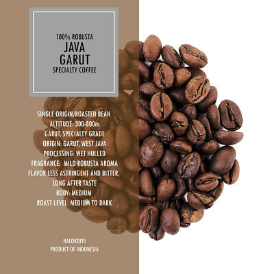 Package 5 Different Pack Drip Ground Coffee Fresh Roasted Robusta Choose Variant
