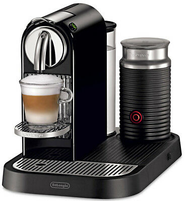 Factory 2nd EN266BAE Delonghi - 'Citiz' Automactic Coffee Machine, Black - Facto