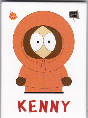"1998 South Park Kenny Magnet - 2-1/2"" X 3-1/2"""