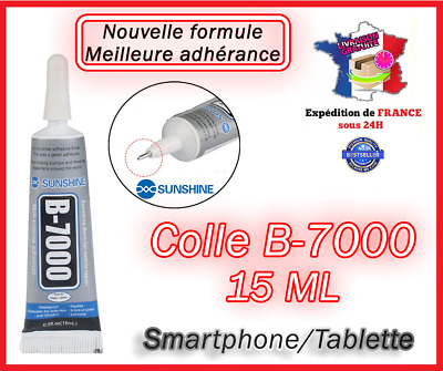 Colle-Glue-Adhésif/b-7000/ 25Ml Vitre Smartphone Tablette Iphone Samsung