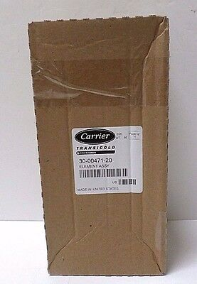 Carrier Transicold 30-00471-20 Air Filter Genuine for Carrier X2 1800 NOS SEALED