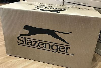 █EZBOX SPORTS█ Pick up  Slazenger Wimbledon Tennis Ball All Surfaces  4balls