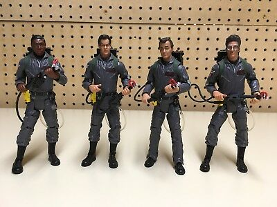 Ghostbusters 2 figure Set of 4 Egon Ray Peter Winston TRU Exclusive Mattel