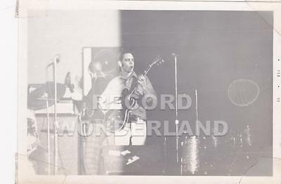 Grateful Dead Bob Wier Phil Lesh unknown original photo 1969 St. Louis live 4