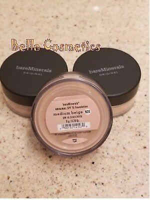 Bare Minerals Escentuals Original SPF 15 Foundation 8g XL (Various Shades)
