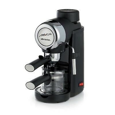 ARIETE 1340 Mokita Coffee Maker Espresso Cappuccino Italian Moka Coffee Machine