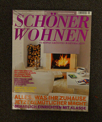 zeitschrift sch ner wohnen living home wohnen. Black Bedroom Furniture Sets. Home Design Ideas