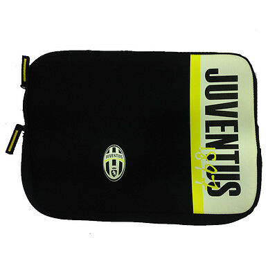 JUVENTUS pocket PC in neoprene with zip 35,5x26 cm