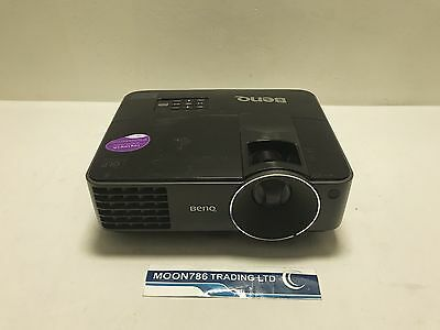 Benq Ms502 Dlp Lcd Projector Used 68 Lamp Hours Image Ok - Ref 1274