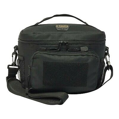 HSD Tactical Lunch Bag - Insulated Cooler, Lunch Box with MOLLE / PALS Webbin...