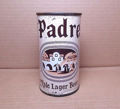 PADRE Flat Top Beer Can Maier Brewing Los Angeles CA