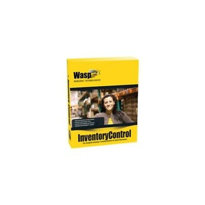 Wasp Barcode Technologies 633808342067 Wasp Gold Partners Inventory Control R...