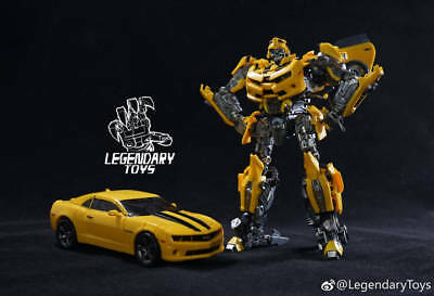 Transformers Bumblebee MPM-3 MPM-03 Masterpiece Action Figure Christmas Gift