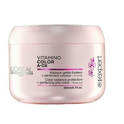 Loreal Vitamino Color A.OX Gelmaske - 200 ml
