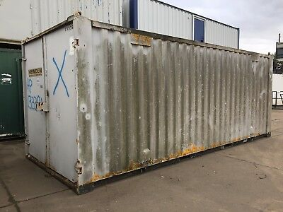 Steel Storage Container 21 x 8 (1601)
