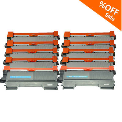 10PK TN450 Compatible Toner Cartridge For Brother HL-2240 2270DW MFC-7360N TN420