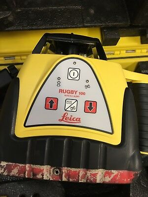 Laser Level ( Leica Rugby 100 , Topcon )