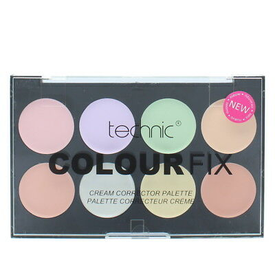 Technic Colour Fix Cream 8 Colour Corrector Palette