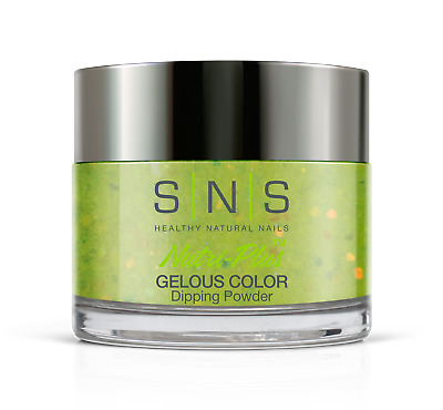 SNS Nail Gelous Colors DS Collection Dipping Powder NO U/V. NO SMELL