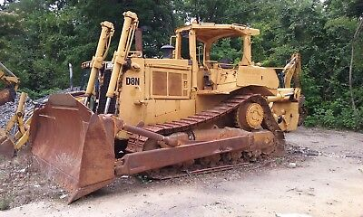 88 Cat D8N dozer one owner since new ,ripper , 16,000 +/- hours , well serviced