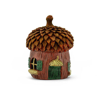 Miniature Dollhouse FAIRY GARDEN - Micro Acorn Abode - Accessories
