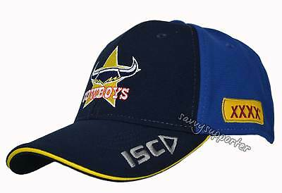 North Queensland Cowboys 2018 NRL Media Cap / Hat BNWT