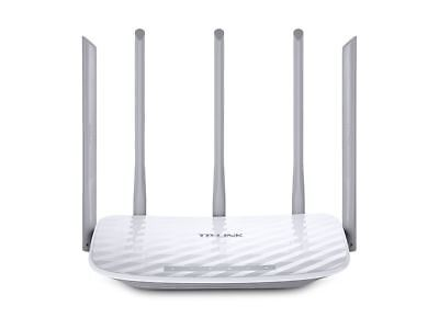 TP-LINK Archer C60 AC1350 Dual-Band Wireless Cable / Fiber Router 4-Port UK
