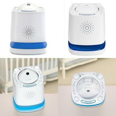 Noise Machine Baby Sleep Sound Generator Nightlight Nature Soother Therapy White