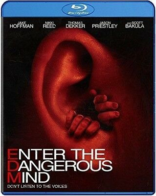 Enter the Dangerous Mind Blu-ray NEW Sealed BuyCheapDVD Auction 3-Days Shipping