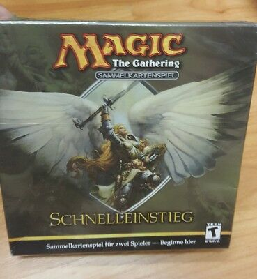SET Magic the Gathering - Schnelleinstieg NEU OVP & T-shirt  Gr. XL getragen