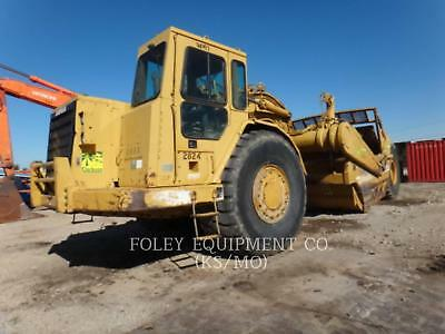 1999 CATERPILLAR 631EII Scrapers
