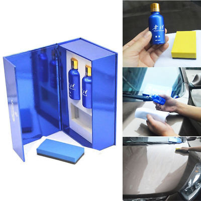 9H Car Anti-scratch Super Hydrophobic Glass Liquid Ceramic Degreasing & Coating