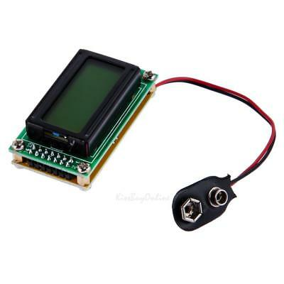 LCD Display High Accuracy 1-500 MHz Frequency Counter Tester Measurement Meter