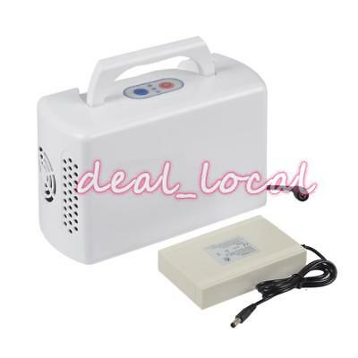 Portable Oxygen Concentrator Generator Health Care Home Travel Car 3L