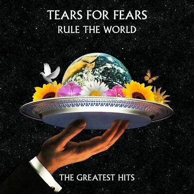 Tears For Fears Rule The World: Greatest Hits Cd 2017