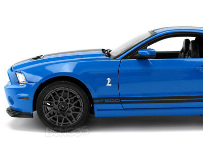 2013 SHELBY GT500 (Mustang) 1:18 Scale Diecast Model