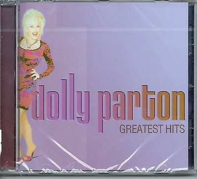 Dolly Parton - Greatest Hits (2003) New and Sealed CD Album