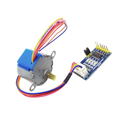 28byj 48 Dc5v Stepper Motor With 4 Phase 5 Wire Uln2003
