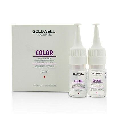 Goldwell Dual Senses Color Color Lock Serum (Luminosity For Fine to 12x18ml