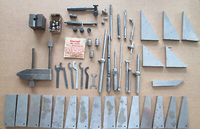 Misc. Machinist Tools Angles Spanners Parallel Clamp MORE!!