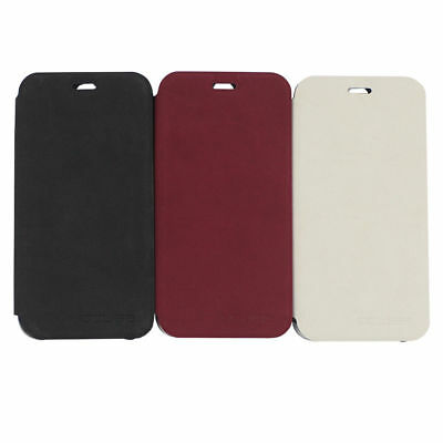 For Vernee Thor PU Leather Case Luxury Cover Protector Mobile Phone Flip Stand