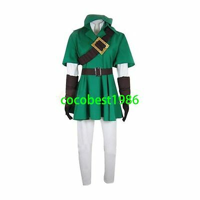 Halloween costume The Legend of Zelda Link Cosplay Halloween Costume