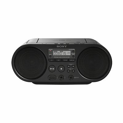 Sony ZS-PS50B CD-Player USB  Tragbare Stereoanlage