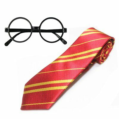 Plastic Harry Potter Glasses Christmas Thanksgiving Wizard Costume Accessory