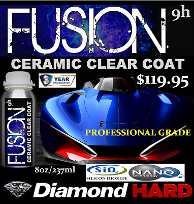 Car Wax Coating Clear Glass Ceramic Polymer Paint Protection Synthetic Nano 9H