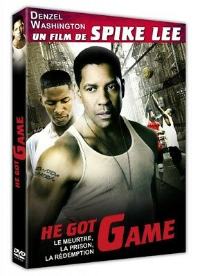 He Got Game (Denzel Washington) DVD NEUF SOUS BLISTER
