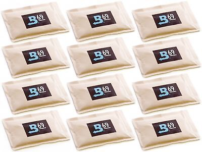 69% Boveda 60 Gram 2-Way Humidity Control Humidipak Humidifier 12 Packet 1481-12