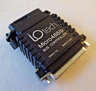IOtech MICRO Miniature Serial/IEEE 488 BUS Controller