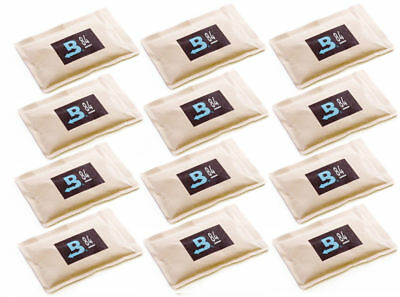 84% Boveda 60 Gram 2-Way Humidity Control Humidipak Humidifier 12 Packet 1481-12
