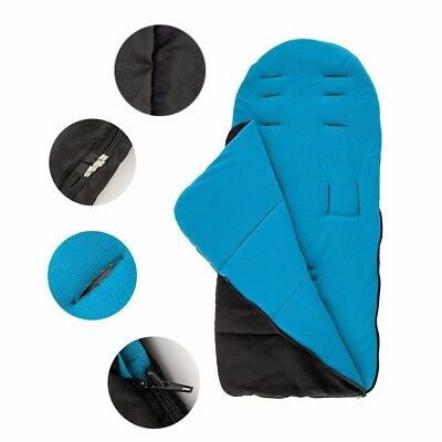 Universal Footmuff Pushchair Buggy Stroller Baby Cosy Toes Foot Muff